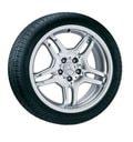 AMG Колесный диск Мерседес CLK class W208 R17