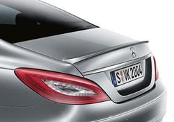 Спойлер на крышку багажника Мерседес CLS класс W218