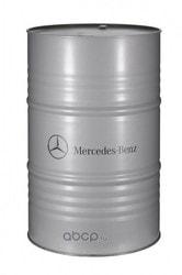 Синтетическое моторное масло Mercedes MB 228.51 5W30 бочка 208 л