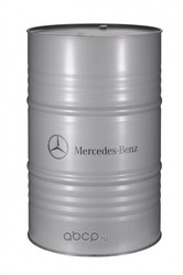 Синтетическое моторное масло Mercedes MB 229.52 5W30 бочка 208 л