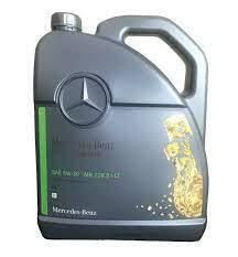 Синтетическое моторное масло Mercedes MB 228.51 5W30 5 литров