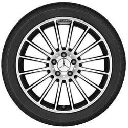 AMG Колесный диск Мерседес E class W212 R19
