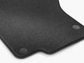 Коврики салона М класс W164 велюровые черные