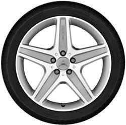 AMG Колесный диск Мерседес GLK class X204 R19