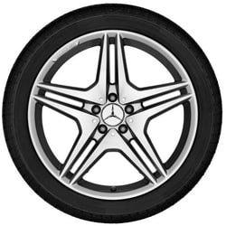 AMG Колесный диск Мерседес S class W221 R20