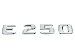 Эмблема крышки багажника E250 для Mercedes E class C207