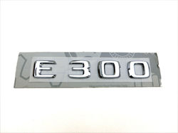 Эмблема крышки багажника E300 для Mercedes E class C207