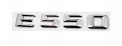 Эмблема крышки багажника E550 для Mercedes E class C207