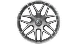 Диски AMG для Mercedes A class W177 R19