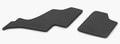 Коврики салона GL класс W164 для 3-го ряд велюровые черные