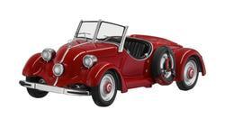 150 спортивный родстер, W 30 (1935) Mercedes
