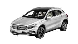 Модель GLA. Масштаб 1:18 Mercedes