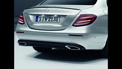 Спойлер крышки багажника для Mercedes E class W213