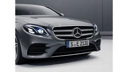 Спойлер переднего бампера AMG для Mercedes E class W213