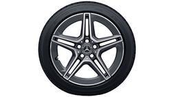 Диски AMG для Mercedes B class W247 R18