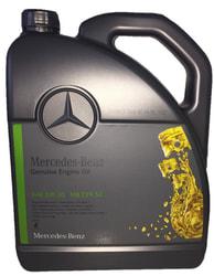 Масло моторное для Мерседес 229.52 5 литров