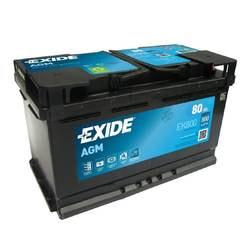 Аккумулятор EXIDE для Mercedes