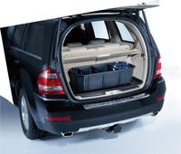 Поддон для багажника, низкий борт в багажник для Мерседес GL class X164