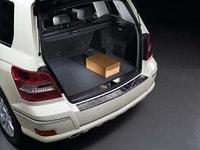 Коврик в багажник Мерседес GLK class X204