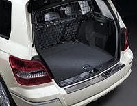 Разделительная решетка в багажник Мерседес GLK class X204