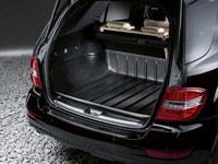 Поддон для багажника высокий борт Мерседес M class W164