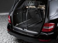 Разделительная решетка в багажник для Мерседес M class W164