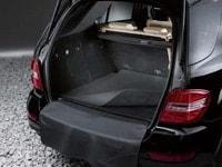 Коврик двусторонний в багажник для Мерседес M class W164