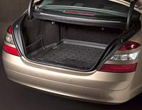 Поддон для багажника низкий борт Мерседес S class W221