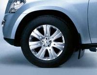 Брызговики передние Мерседес GL X164