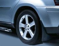 Брызговики задних Мерседес GL X164