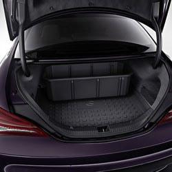 Поддон плоский в багажник для Mercedes CLA C117