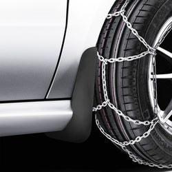 Брызговики задние для Mercedes CLA C117