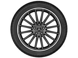 Диски AMG для Mercedes CLA C117 R19
