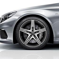 Диски AMG для Mercedes S class W222 R20