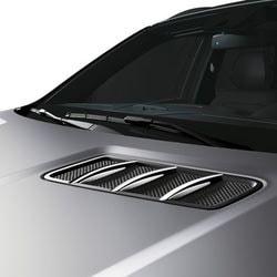 Накладки на капот Mercedes GL X166