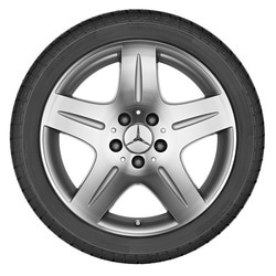 Диски Mercedes Viano W639 R17
