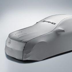 Чехол для хранения авто в гараже AMG для Mercedes A class W176