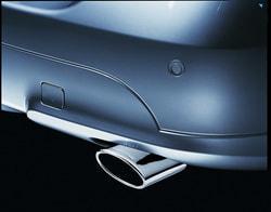 Выхлопной патрубок AMG для Mercedes ML class W164