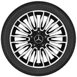 Диски Mercedes C class W205 R18