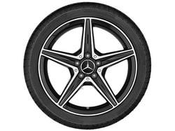 Диски AMG для Мерседес C class W205 R18