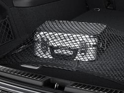 Сетка багажника Mercedes