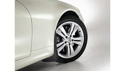Брызговики задние для Mercedes SLK class R171