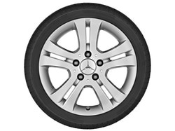 Диски для Mercedes A class W169 R16