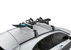Держатель для лыж и сноубордов Mercedes