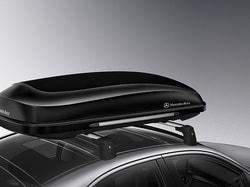 Базовые крепления на крышу для Mercedes C class W205