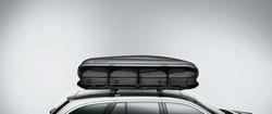 """Крепление для перевозки лыж для контейнера """"Мерседес-Бенц"""" Mercedes M class W166"""