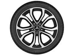 Диски Mercedes C class W205 R17
