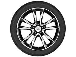 Диски Mercedes GLA class X156 R19