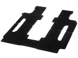 Коврики велюровые черные для Mercedes V447