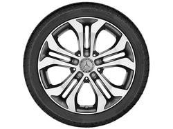 Диски Mercedes GLC class X253 R17